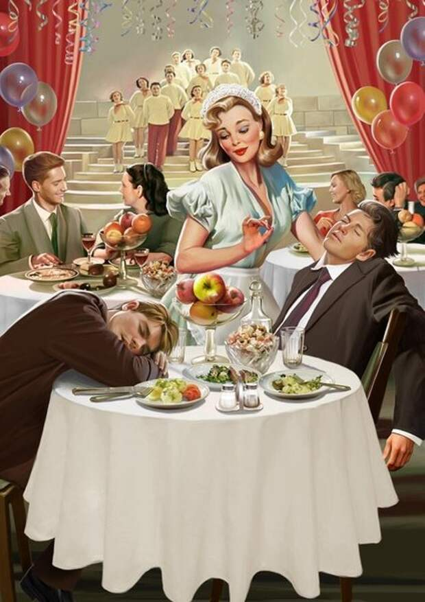 Самые известные блюда СССР