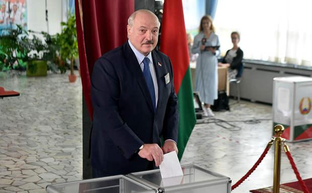 Европейские депутаты не признали Лукашенко президентом Белоруссии