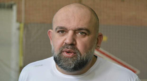 Денис Проценко о локдауне: «Находимся совершенно в других условиях»