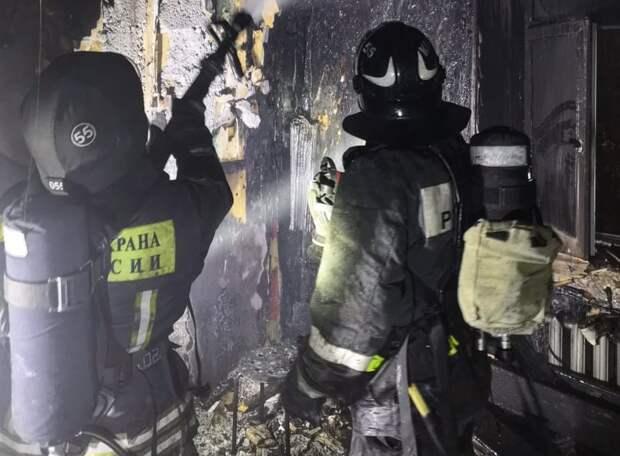 Возгорание на Лодочной обошлось без пострадавших – МЧС
