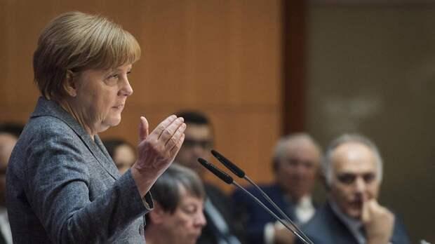 Ангела Меркель выразила уверенность в «проевропейской» направленности нового кабмина ФРГ