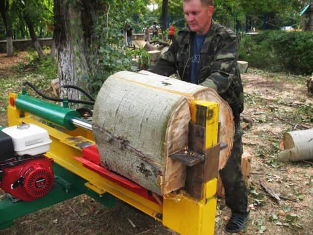 Картинки по запросу самодельный механический дровокол своими руками