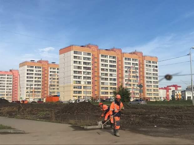 Новосибирскую улицу Петухова продлят на 1,7 километра