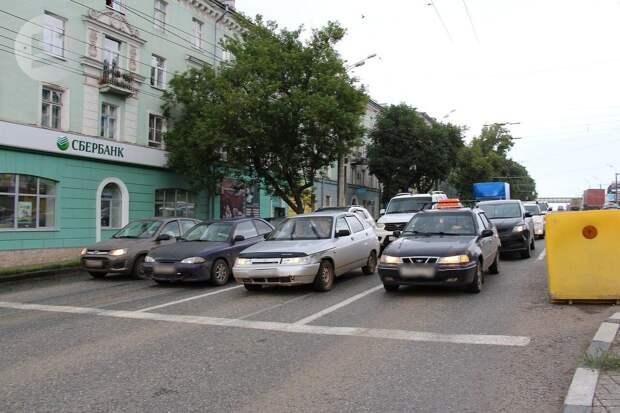 Жителям Ижевска на один день предложат отказаться от автомобилей
