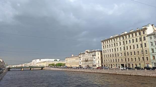 Жителей Петербурга предупредили об ухудшении погоды 25 июля