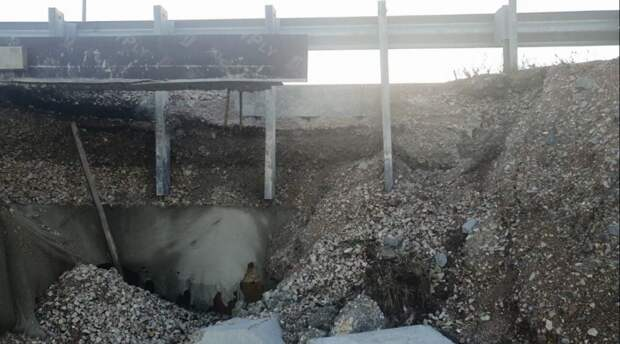 Пришел конец построенной в Крыму дороге стоимостью более 6 миллиардов рублей