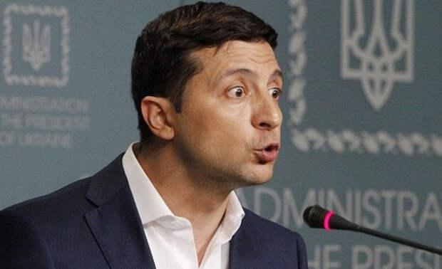 Рейтинг Зеленского упал до минимума