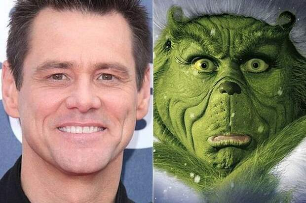 Узнай меня, если сможешь: звёздные актёры до и после гримировки
