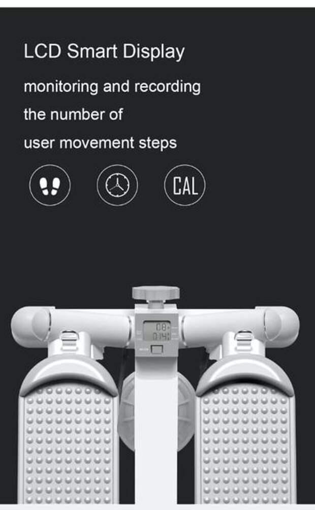 Умная мини-беговая дорожка Xiaomi Xqiao Q780 для малогабаритных квартир