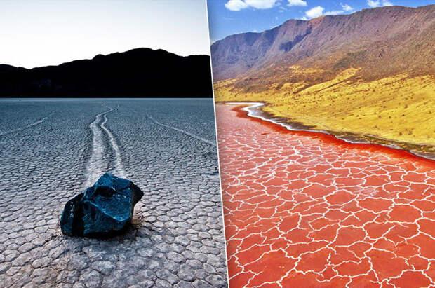 7 самых странных природных явлений, которые выглядят как колдовство