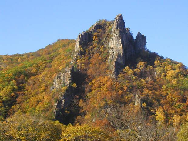Центральный Сихотэ-Алинь