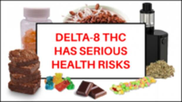 FDA Issues Warnings on Delta-8 THCProducts