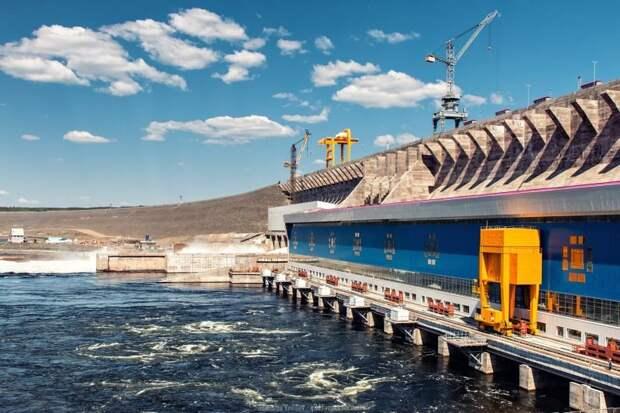10 место. Богучанская ГЭС гидроэлектростанции, сооружения, топ-10