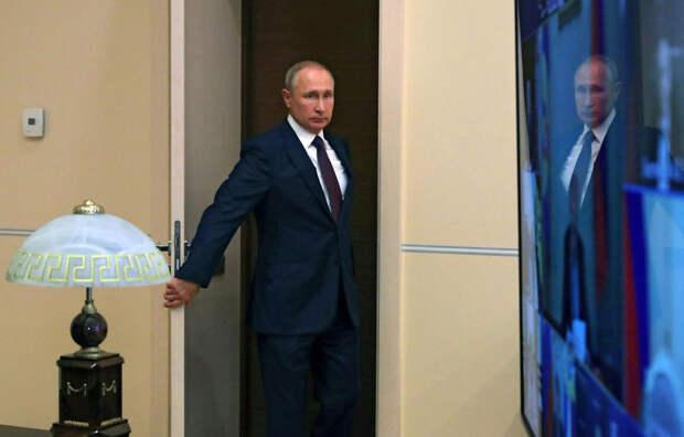 Путин принял Лукашенко. И выдал ярлык