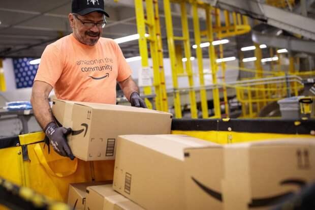 Amazon нанимает 33 тысячи сотрудников на фоне безработицы и массовых сокращений в США - Cursorinfo: главные новости Израиля