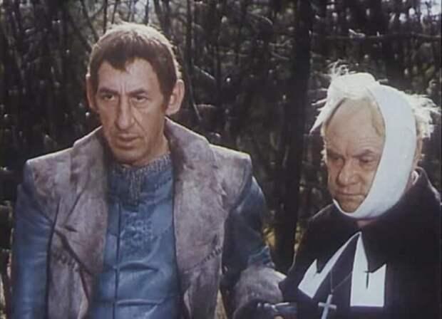 Кадр из фильма *Про Красную Шапочку*, 1977 | Фото: kino-teatr.ru