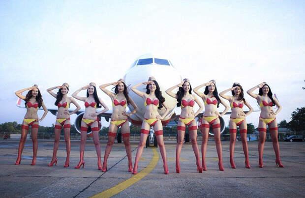 Необычные услуги авиакомпаний