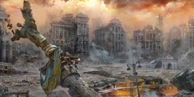 Донбасс разваливает Украину. Ещё четыре области выступили против Киева