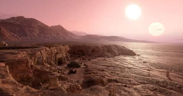 Назвали самые странные планеты Вселенной