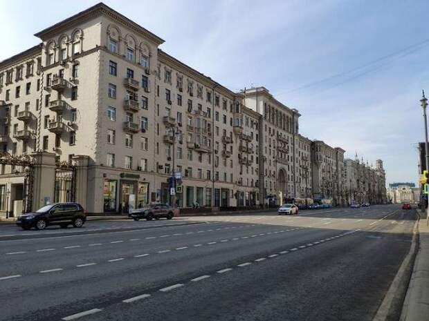 В Москве с 29апреля начнутся перекрытия в связи с подготовкой парада Победы