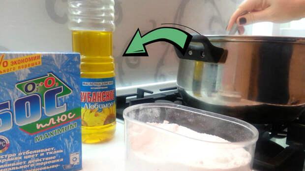 7 простых способов отстирать грязные кухонные полотенца
