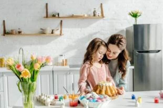 Сколько можно детям съесть кулича, пасхи и яиц?
