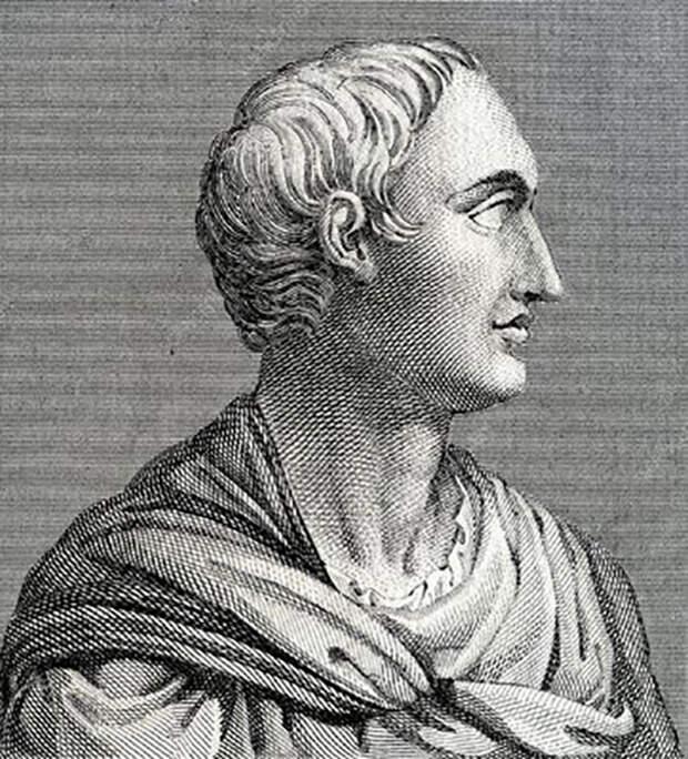 Древнеримский историк Пу́блий Корне́лий Та́цит.