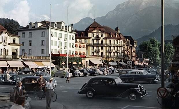NZZ: Почему Гитлер не захватил Швейцария
