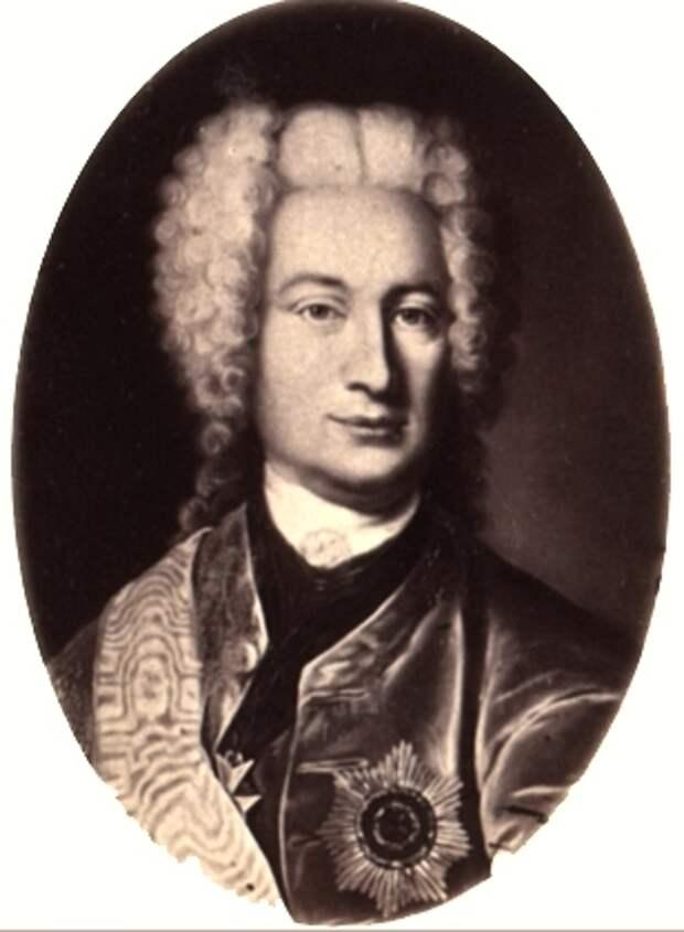 Михаил Петрович Бестужев-Рюмин.
