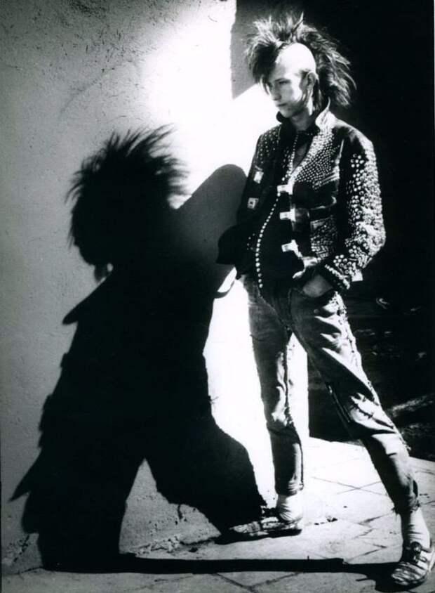 70 искренних фотографий эстонской панк-культуры 1980-х годов 47