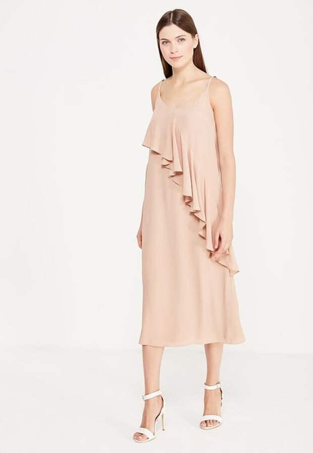 Платье Silk me (Lamoda), 15 900 рублей