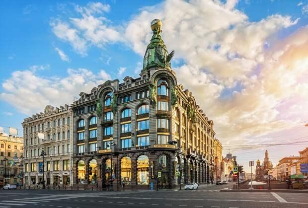 15 самых красивых зданий Санкт-Петербурга (ФОТО)