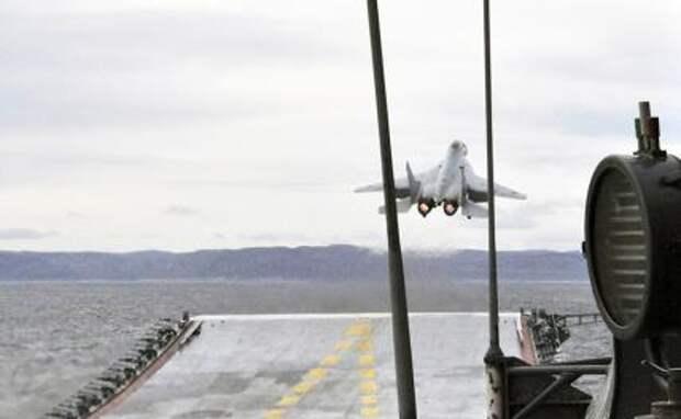 РСК «МиГ» создает «могильщика» американского F-35В