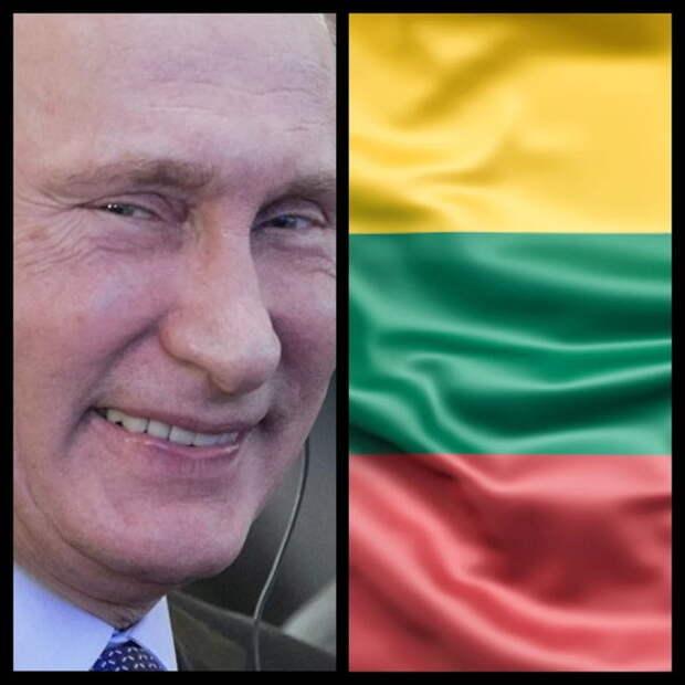 Литовцы прокомментировали включение Литвы в список недружественных для России стран