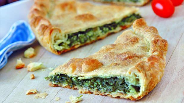 Рецепты Маргариты Симоньян: Луковый пирог