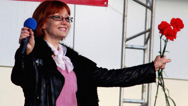 Певица Ольга Зарубина планирует эмигрировать в США
