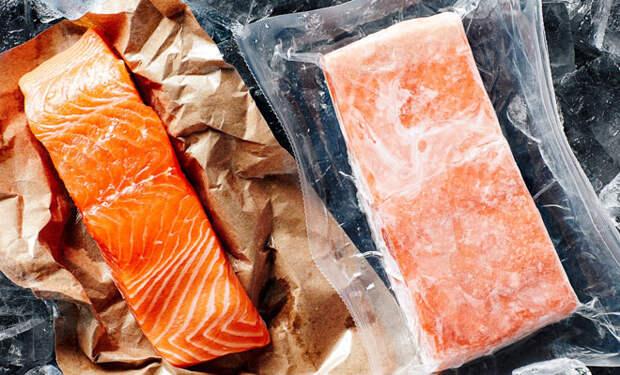 Разморозка рыбы без микроволновки: сочно и без водянистости