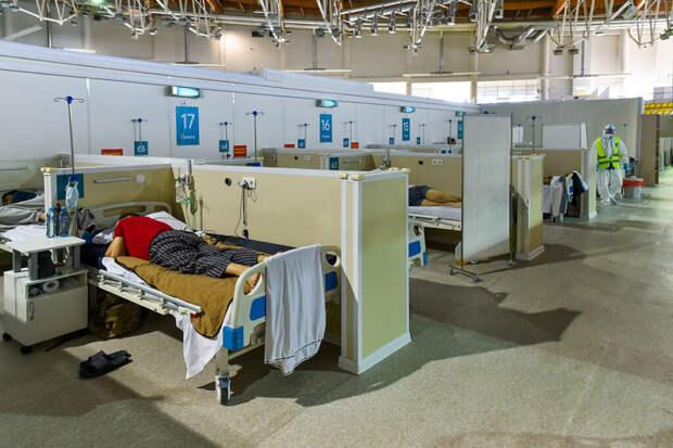 Очередной пик эпидемии COVID-19 в Москве ожидается в декабре