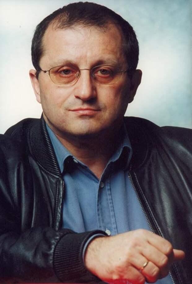 Яков Кедми: «Я отказываюсь от советского гражданства»
