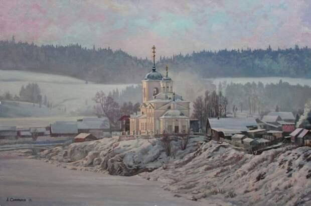 художник Александр Самохвалов картины – 05