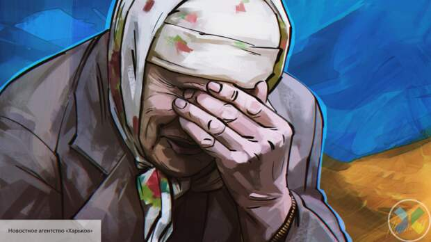 «Голодаю, не могу купить еду»: пенсионерка рассказала правду о жизни на Украине