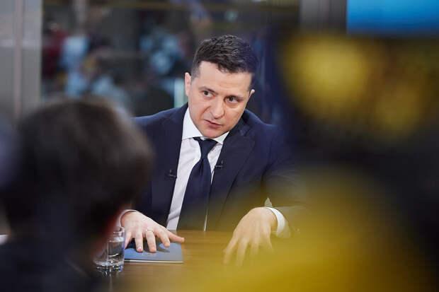 Зеленский призвал украинцев к партизанской войне