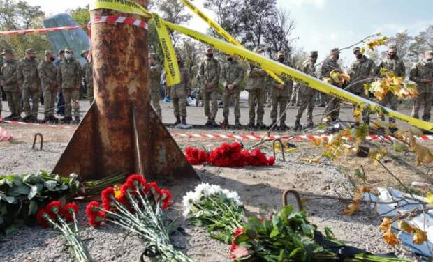 Крушение Ан-26 под Харьковом развеяло миф об украинской армии