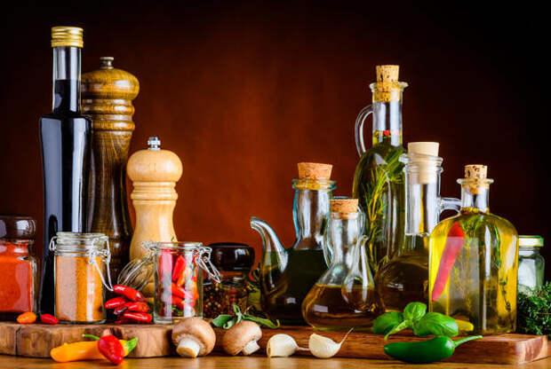Сырье для приготовления ароматного растительного масла может быть различным