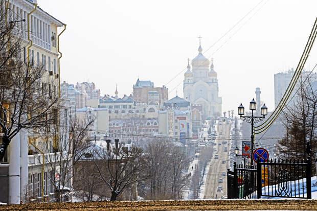 Более 25 тыс человек остались без света в Хабаровском крае