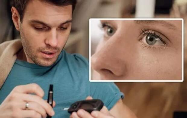 Повышенную слезоточивость глаз назвали признаком диабета 2 типа