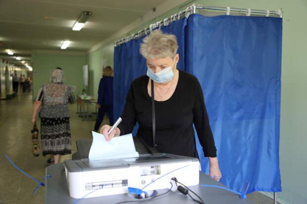 В России начали подводить первые итоги по голосованию