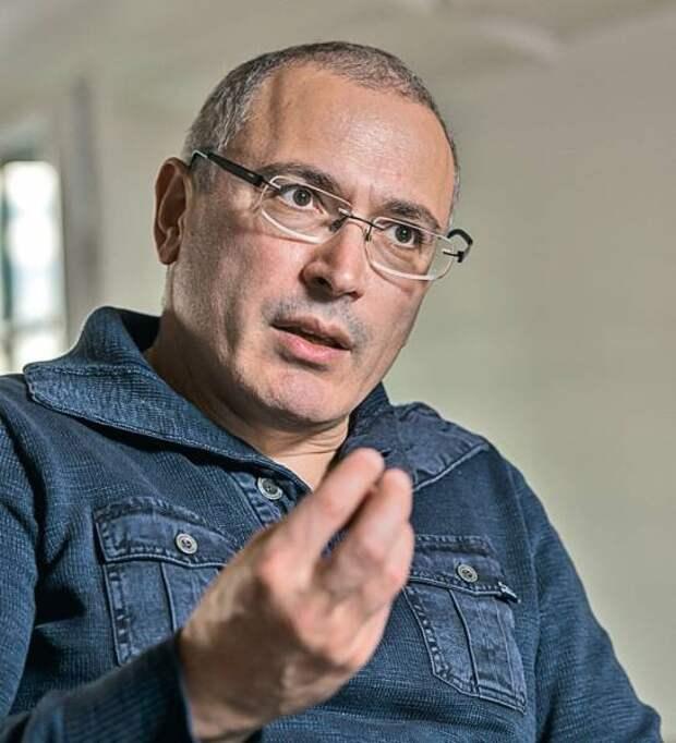 Оптимизма Ходорковскому не занимать: олигарх радуется, несмотря на полный провал либерастни
