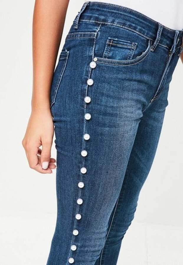 Нетривиальные идеи обновления джинсов