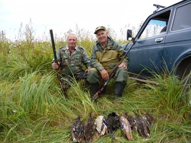 Охота в удовольствие